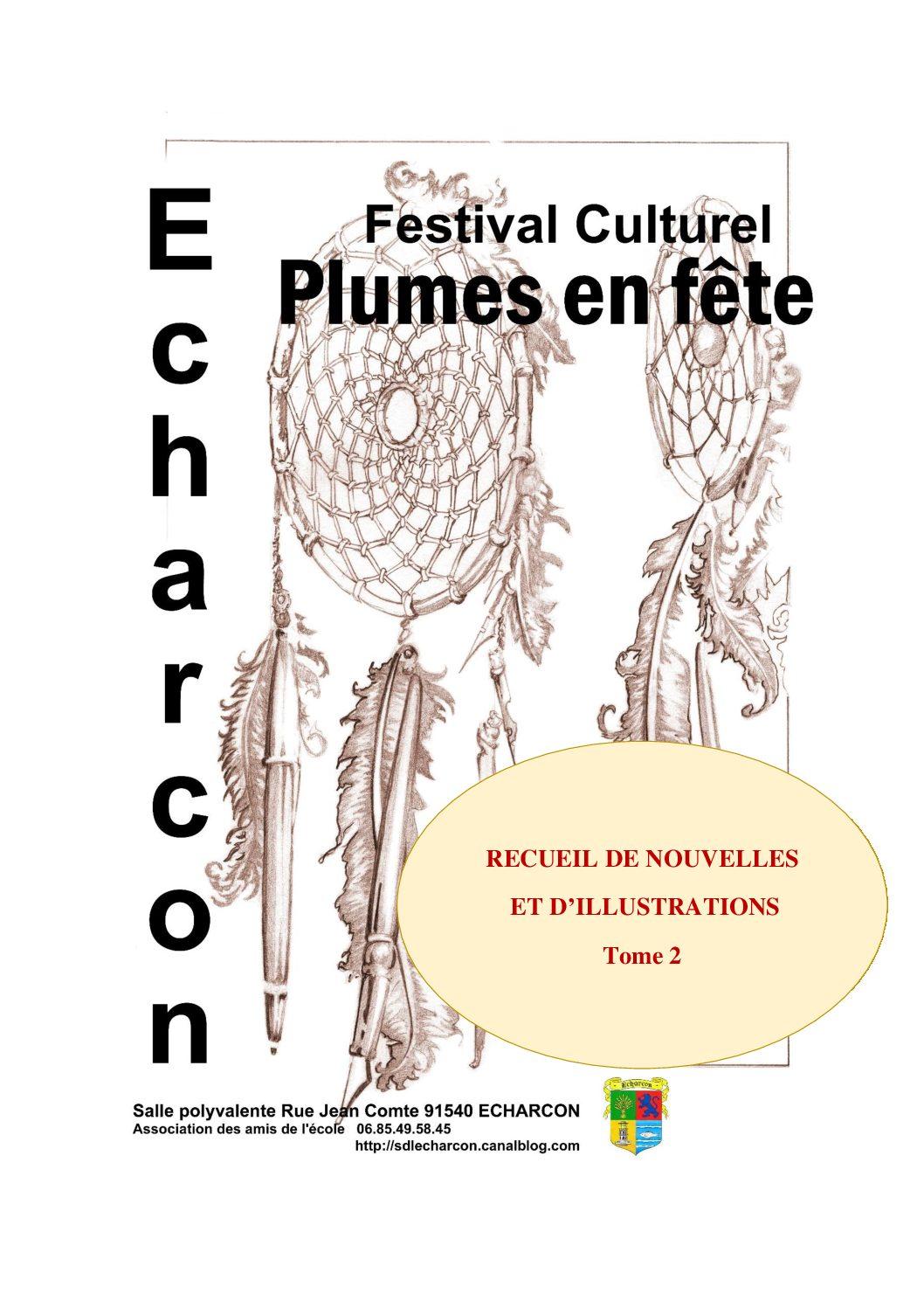 Recueil de Nouvelles et Illustrations Festival Culturel Plumes en Fête – Tome 2