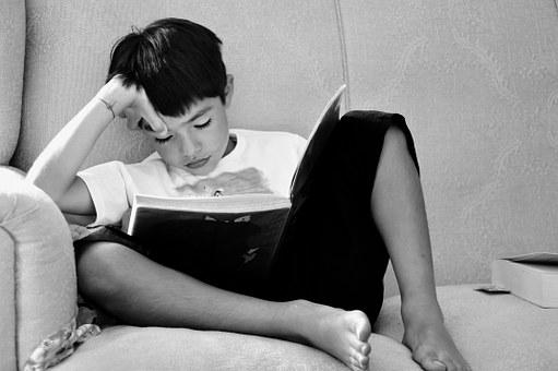 Lire c'est se nourrir et grandir